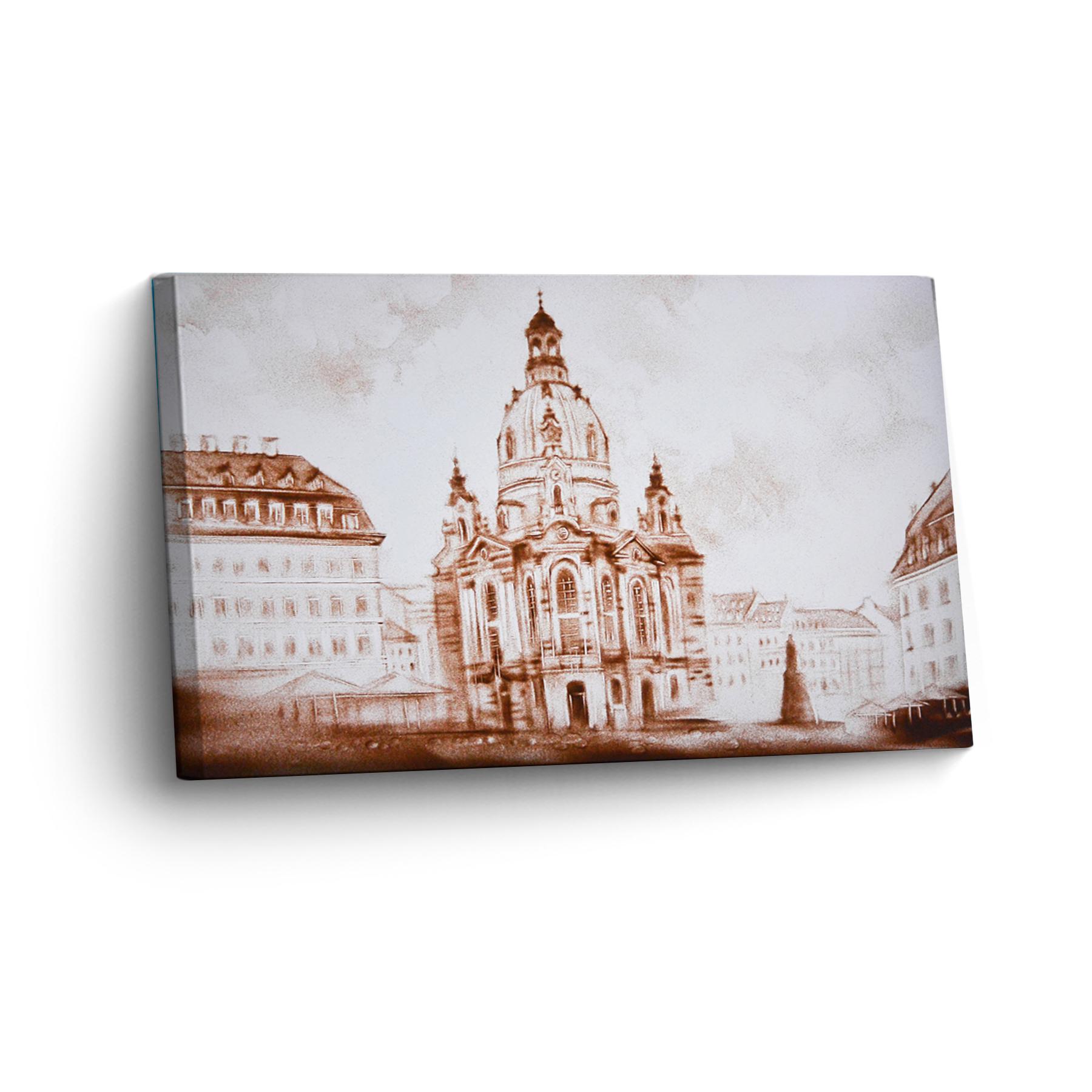 Dresden n Sand Gemalt