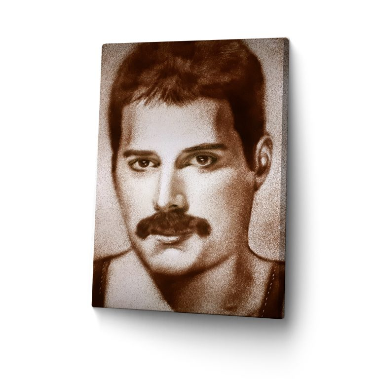 Freddy Mercury (Portrait)